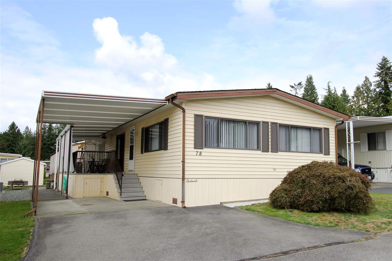 FEATURED LISTING: 78 - 2315 198 Street Langley