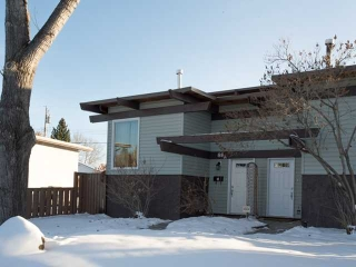 Main Photo: 86 QUEEN ALEXANDRA Close SE in CALGARY: Queensland Townhouse for sale (Calgary)  : MLS® # C3554495
