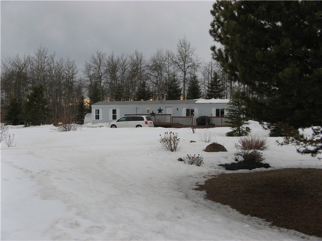 Main Photo: 6353 DAISY Avenue in Fort St. John: Fort St. John - Rural E 100th Manufactured Home for sale (Fort St. John (Zone 60))  : MLS® # N225894
