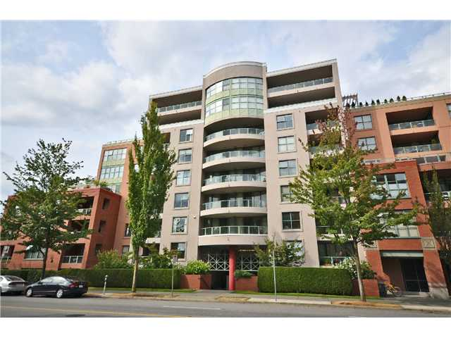 "Main Photo: # 708 503 W 16TH AV in Vancouver: Fairview VW Condo for sale in ""Pacifica"" (Vancouver West)  : MLS®# V1024739"
