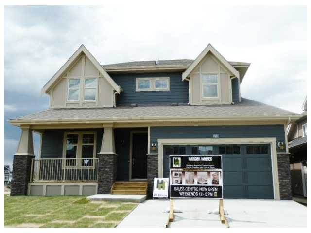 Main Photo: Coopers: Airdrie Residential Detached Single Family for sale : MLS® # C3564915