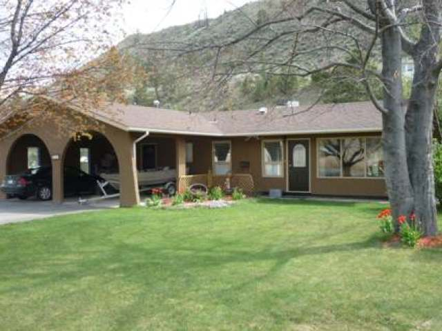 Main Photo: 5177 Dallas Drive in Kamloops: Dallas House for sale : MLS® # 130298
