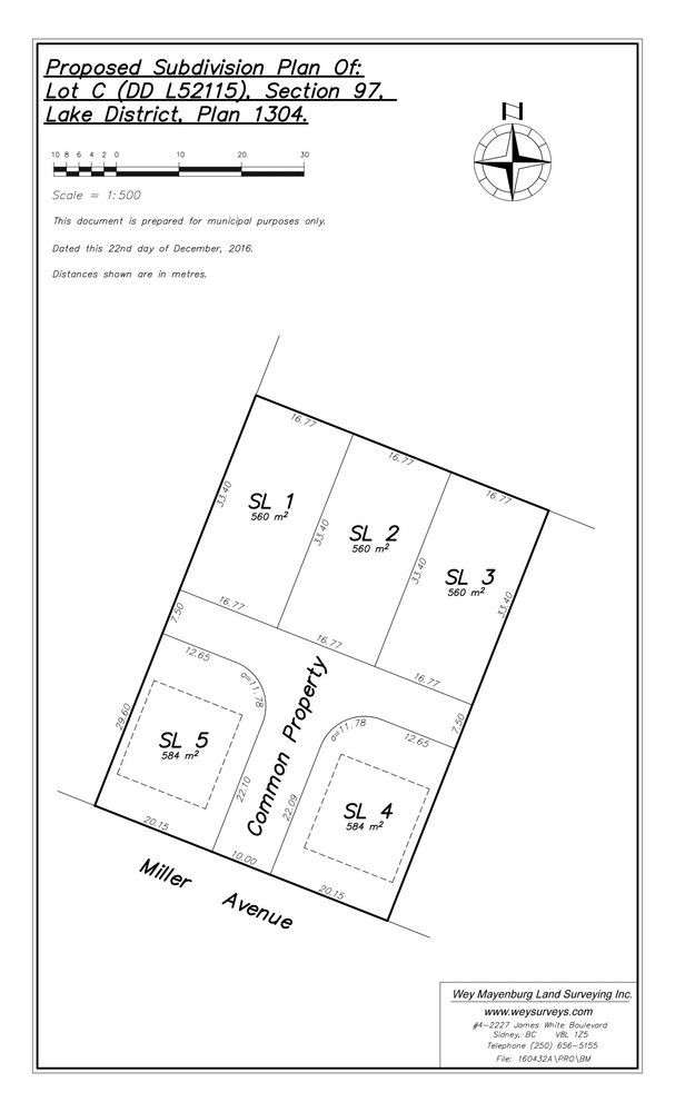 FEATURED LISTING: 738 Miller Ave...Development Site, Saanich, BC, V8Z 3C8