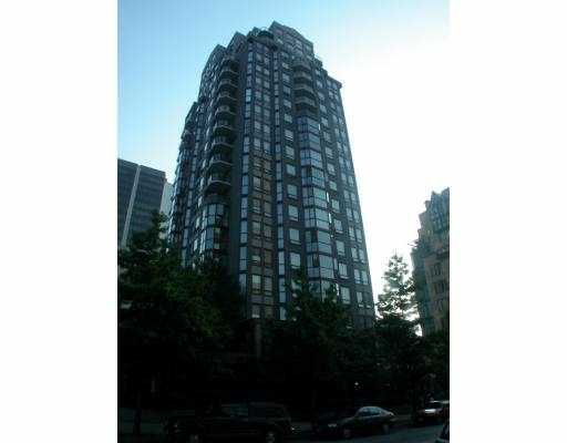 "Main Photo: 1304 811 HELMCKEN ST in Vancouver: Downtown VW Condo for sale in ""IMPERIAL TOWER"" (Vancouver West)  : MLS®# V571158"