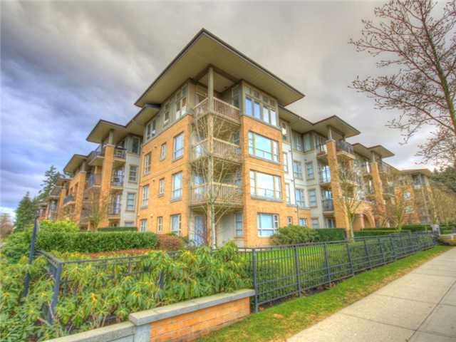 "Main Photo: 116 2338 WESTERN Park in Vancouver: University VW Condo for sale in ""WINSLOW COMMONS"" (Vancouver West)  : MLS® # V967437"