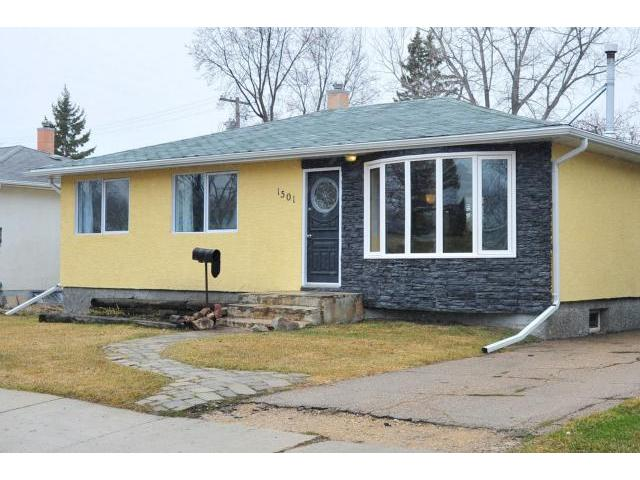 Main Photo: 1501 Hoka Street in WINNIPEG: Transcona Residential for sale (North East Winnipeg)  : MLS® # 1307400