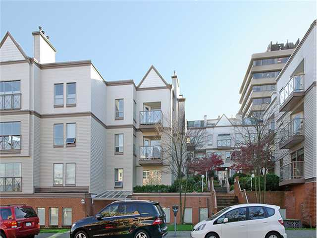 "Main Photo: 101 910 W 8TH Avenue in Vancouver: Fairview VW Condo for sale in ""THE RHAPSODY"" (Vancouver West)  : MLS® # V983261"