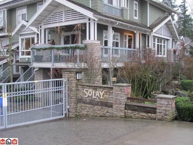 FEATURED LISTING: 156 - 15168 36TH AV Surrey