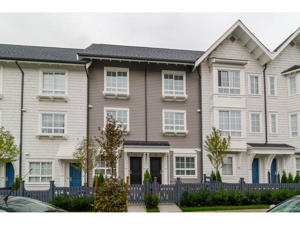 Main Photo: 15 8476 207A STREET in Langley: Willoughby Heights Townhouse for sale : MLS(r) # R2114834