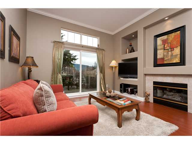 "Main Photo: 3 3405 PLATEAU Boulevard in Coquitlam: Westwood Plateau Townhouse for sale in ""PINNACLE RIDGE"" : MLS®# V932727"