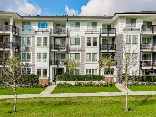 Main Photo: # 113 555 FOSTER AV in Coquitlam: Coquitlam West Condo for sale : MLS®# V1114520