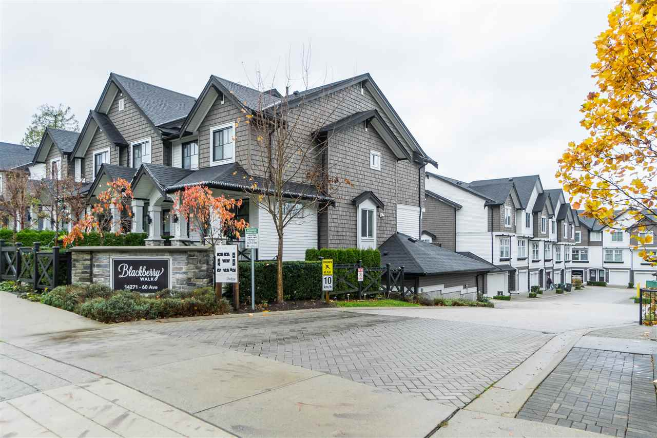 FEATURED LISTING: 32 - 14271 60 Avenue Surrey