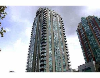 "Main Photo: 806 928 RICHARDS ST in Vancouver: Downtown VW Condo for sale in ""SAVOY"" (Vancouver West)  : MLS®# V542890"