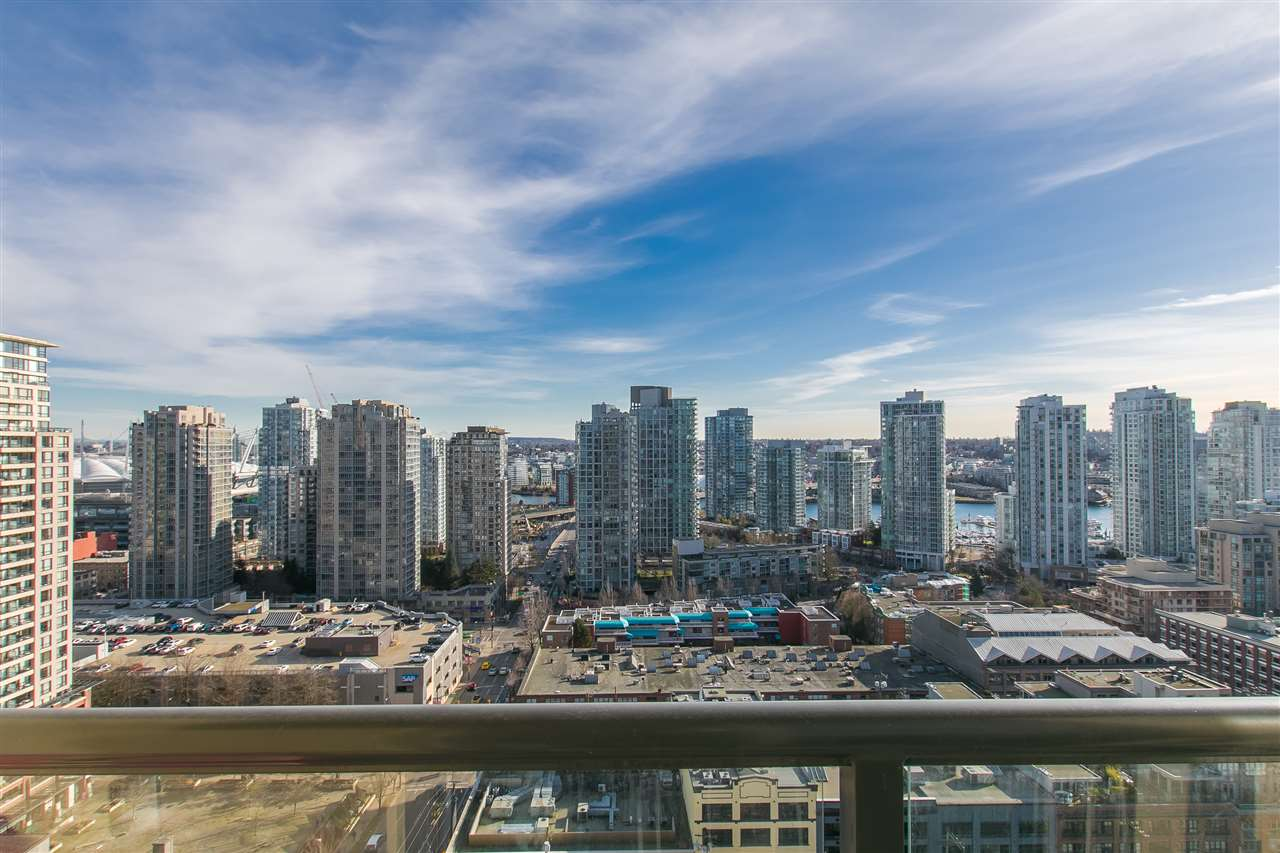 FEATURED LISTING: 2205 1001 HOMER Street Vancouver