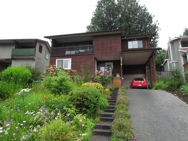 Main Photo: 3350 Omineca Court in Abbotsford: Abbotsford East House for rent