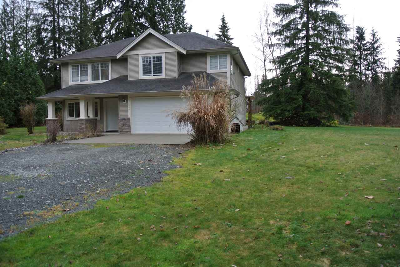 Main Photo: 33200 DEWDNEY TRUNK ROAD in Mission: Mission BC House for sale : MLS®# R2125300