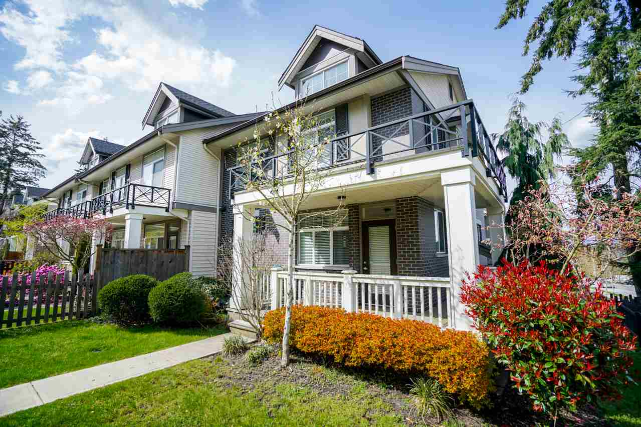 Main Photo: 12 14377 60 Avenue in Surrey: Sullivan Station Townhouse for sale : MLS®# R2259714