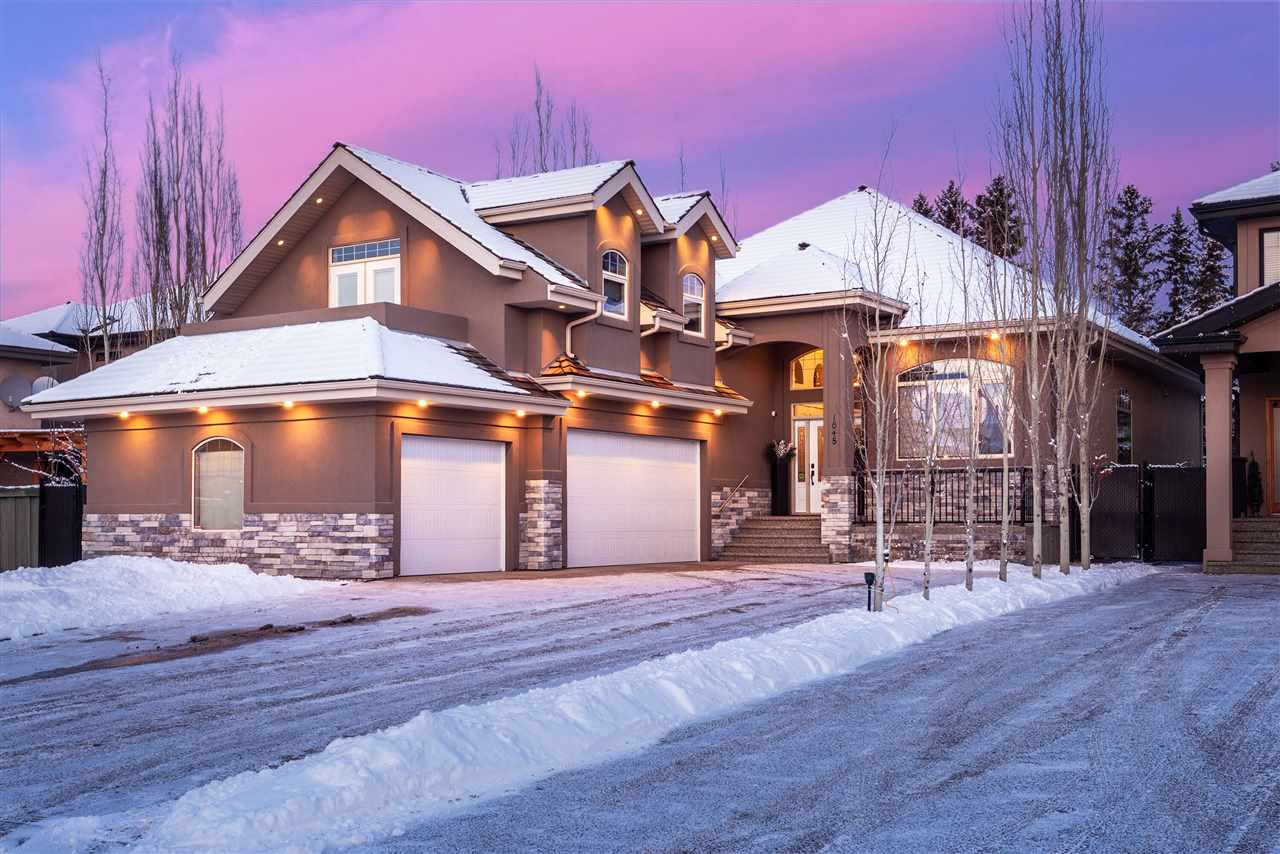 FEATURED LISTING: 1645 HECTOR Road Edmonton
