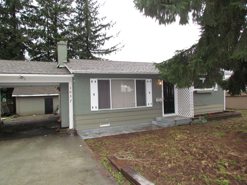 Main Photo: 1637 Kirklyn Street in Abbotsford: Central Abbotsford House for rent