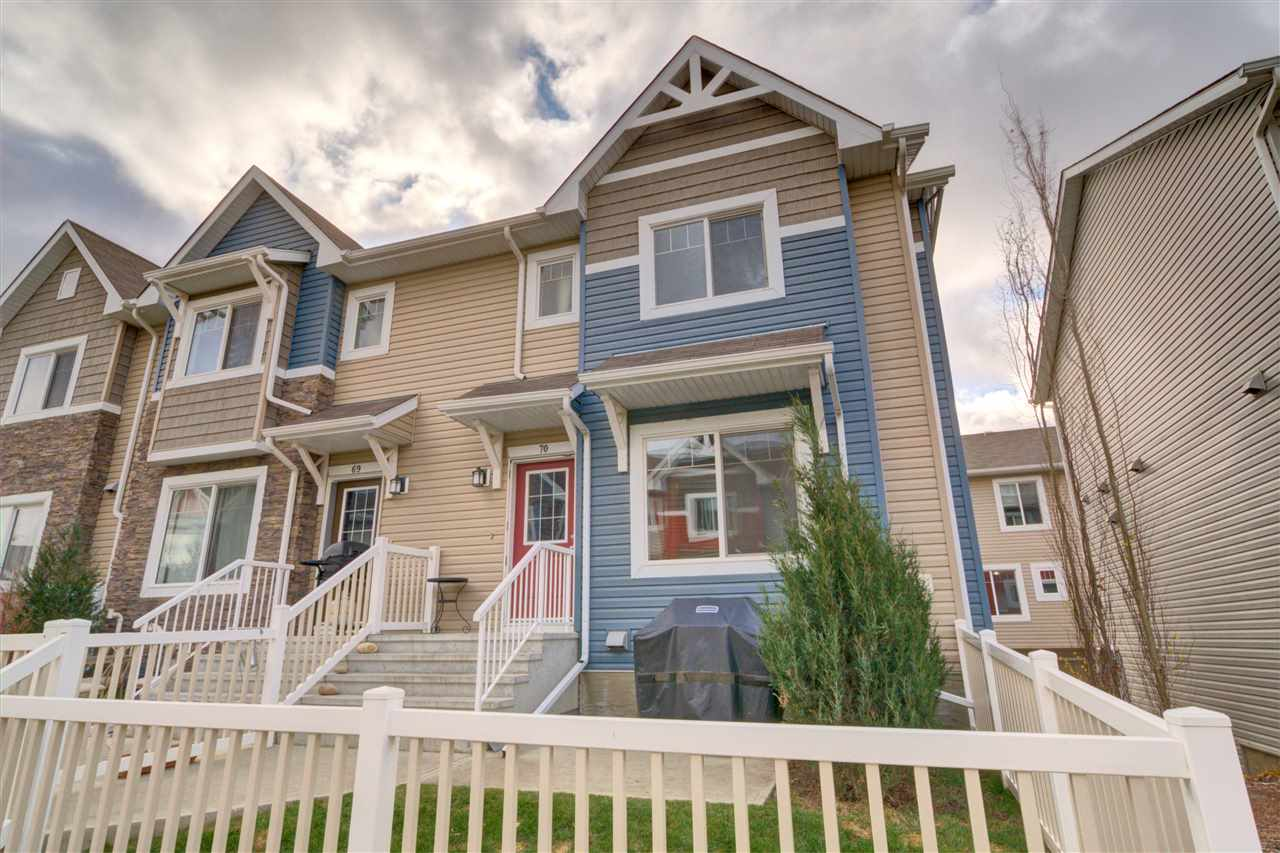 FEATURED LISTING: 70 655 TAMARACK Road Edmonton