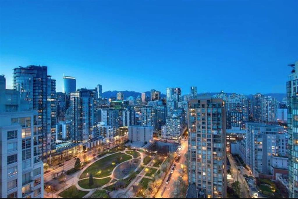 FEATURED LISTING: 2403 - 1238 Richards Street Vancouver