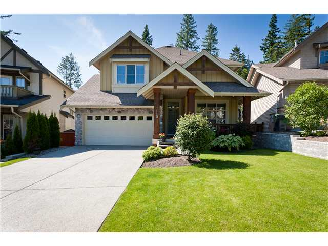 "Main Photo: 110 HAWTHORN Drive in Port Moody: Heritage Woods PM House for sale in ""EVERGREEN HEIGHTS"" : MLS®# V962426"
