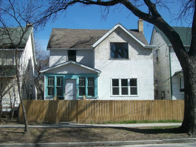 Main Photo: 377 Redwood Avenue in WINNIPEG: North End Residential for sale (North West Winnipeg)  : MLS® # 1209128