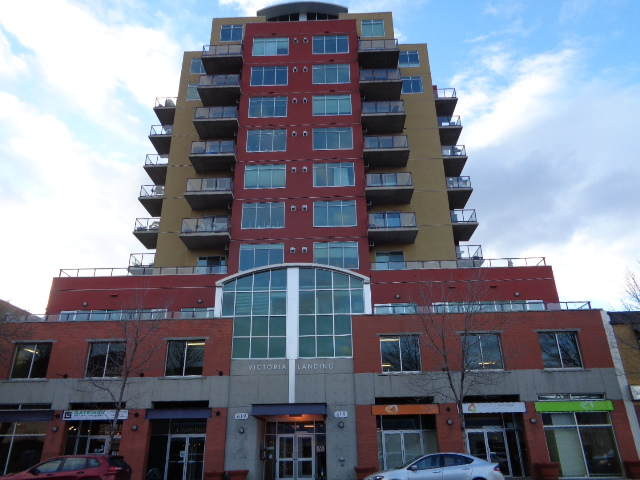 Main Photo: 502-619 Victoria Street in Kamloops: South Kamloops Condo for sale : MLS®# 132051