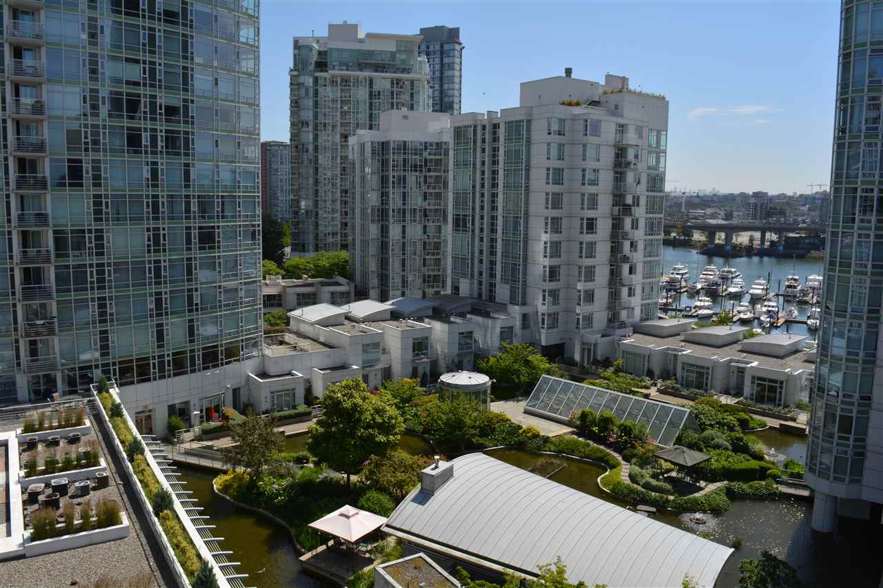 Main Photo: 1005 189 DAVIE STREET in Vancouver: Yaletown Condo for sale (Vancouver West)  : MLS® # R2106888