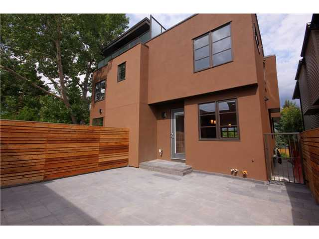 Photo 3: 1503 37 Avenue SW in CALGARY: Altadore_River Park Residential Attached for sale (Calgary)  : MLS® # C3575561