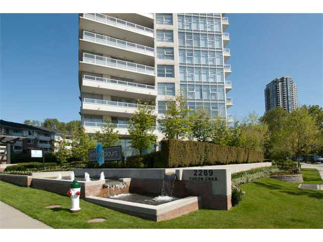 "Main Photo: 2906 2289 YUKON Crescent in Burnaby: Brentwood Park Condo for sale in ""WATERCOLOURS"" (Burnaby North)  : MLS® # V973811"