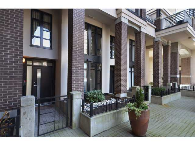 "Main Photo: TH1 155 W 1ST Street in North Vancouver: Lower Lonsdale Townhouse for sale in ""TIME"" : MLS® # V973619"