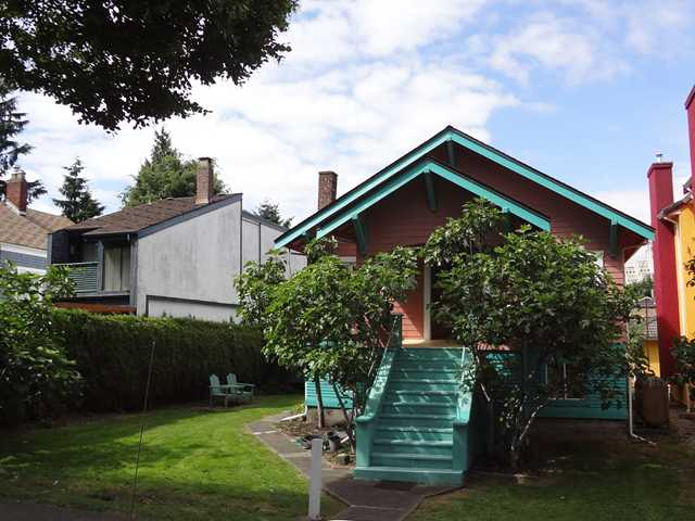 "Main Photo: 963 W 18TH AV in Vancouver: Cambie House for sale in ""Douglas Park"" (Vancouver West)  : MLS®# V1016529"