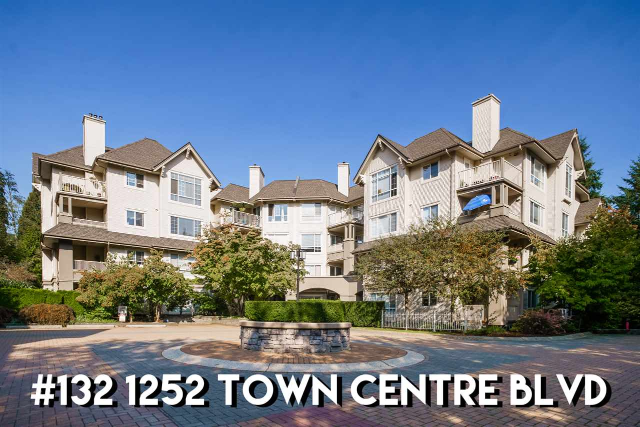FEATURED LISTING: 132 - 1252 TOWN CENTRE Boulevard Coquitlam