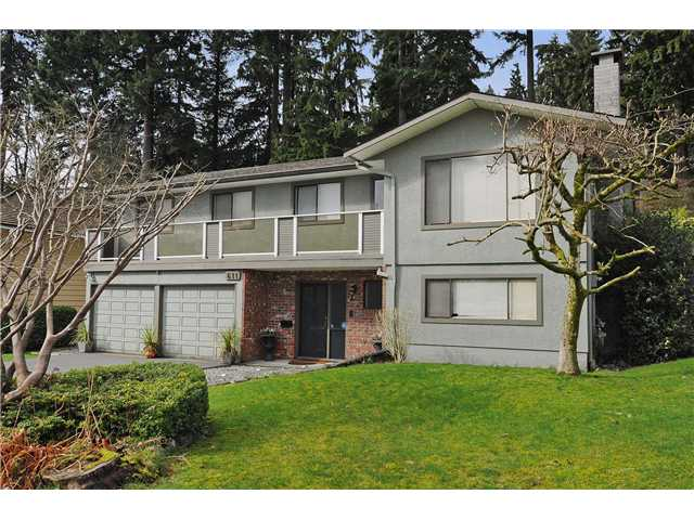 Main Photo: 611 BOURNEMOUTH Crescent in North Vancouver: Windsor Park NV House for sale : MLS®# V935406