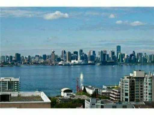 "Main Photo: 805 444 LONSDALE Avenue in North Vancouver: Lower Lonsdale Condo for sale in ""ROYAL KENSINGTON"" : MLS®# V941173"