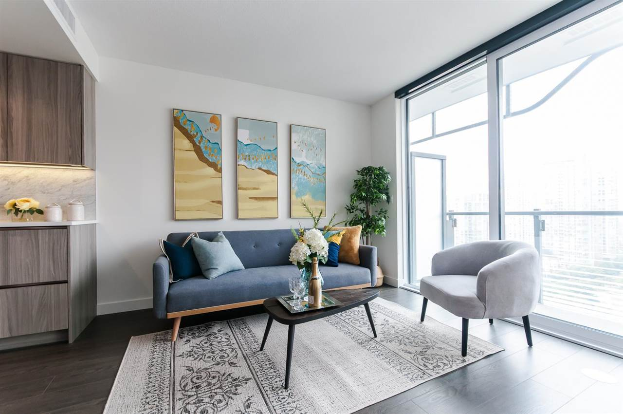 FEATURED LISTING: 1702 - 89 NELSON Street Vancouver