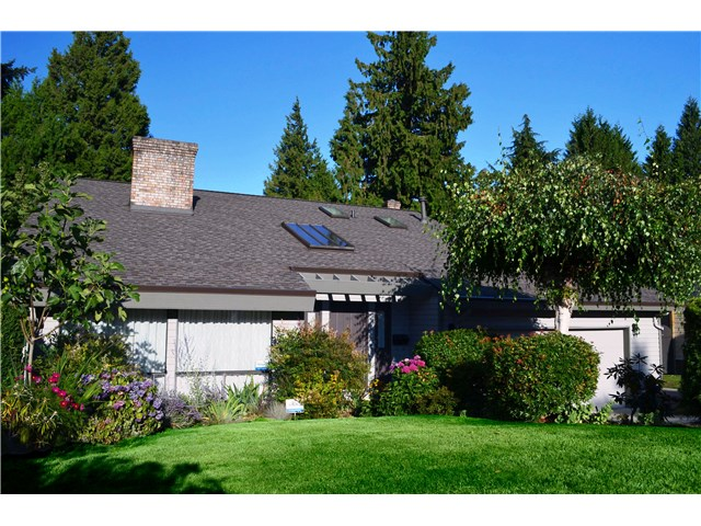 Main Photo: 11769 SUMMIT CR in Delta: Sunshine Hills Woods House for sale (N. Delta)  : MLS® # F1447209