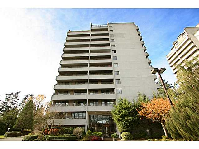 "Main Photo: 1602 4194 MAYWOOD Street in Burnaby: Metrotown Condo for sale in ""PARK AVENUE TOWERS"" (Burnaby South)  : MLS®# V984684"
