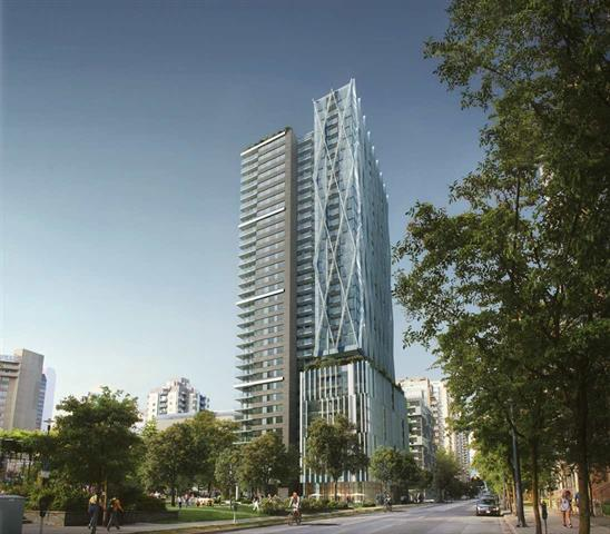 Main Photo: 2209 1111 Richards in Vancouver West: Downtown VW Condo for sale : MLS® # R2078895