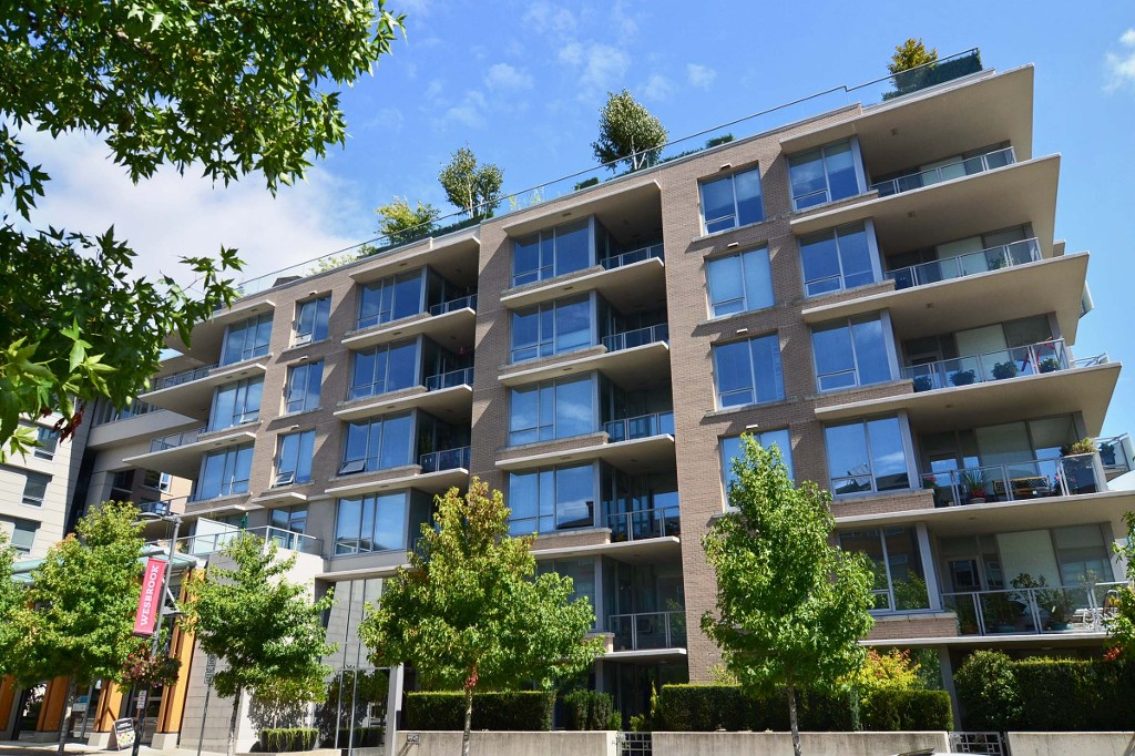 FEATURED LISTING: 602 - 3382 WESBROOK Mall Vancouver