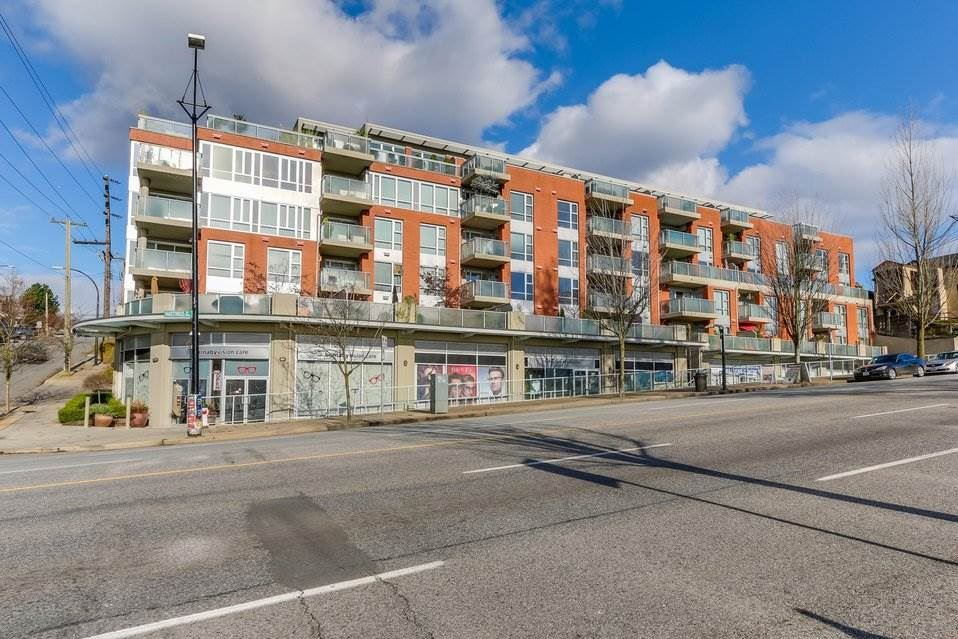 FEATURED LISTING: 404 - 3811 HASTINGS Street Burnaby