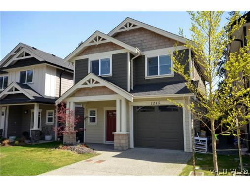 Main Photo: 1245 Parkdale Creek Gardens in VICTORIA: La Westhills Single Family Detached for sale (Langford)  : MLS® # 322535