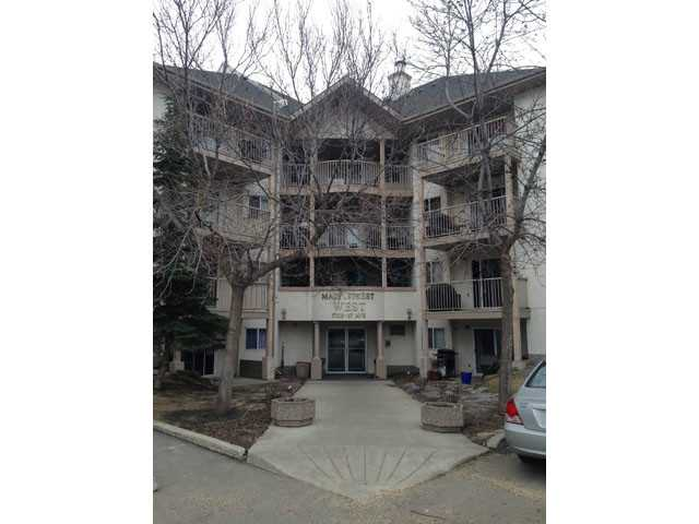 Main Photo: # 414 17109 67 AV in EDMONTON: Zone 20 Condo for sale (Edmonton)  : MLS®# E3369219