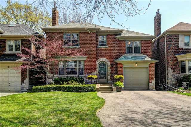 Main Photo: 19 Newgate Rd in Toronto: Forest Hill North Freehold for sale (Toronto C04)  : MLS®# C4124254