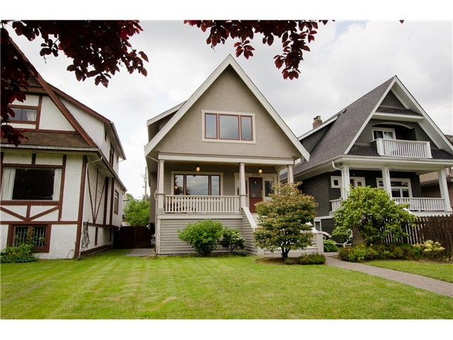 Main Photo: 2790 TRINITY Street in Vancouver: Hastings East House for sale (Vancouver East)  : MLS® # V1083654