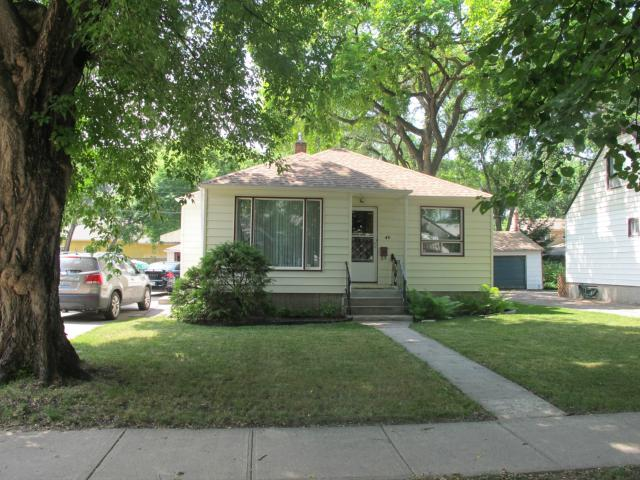 Main Photo:  in WINNIPEG: East Kildonan Residential for sale (North East Winnipeg)  : MLS® # 1314898