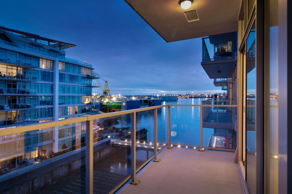 FEATURED LISTING: 602 - 175 VICTORY SHIP Way North Vancouver