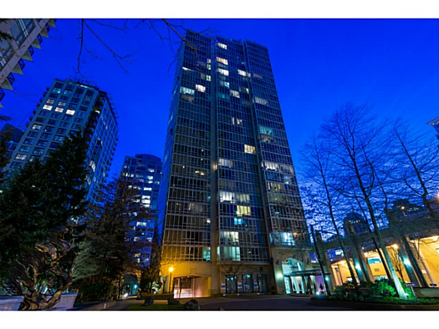 Main Photo: # 1807 950 CAMBIE ST in Vancouver: Yaletown Condo for sale (Vancouver West)  : MLS®# V1109233