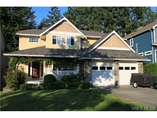 Main Photo: 2399 Selwyn Road in VICTORIA: La Thetis Heights Single Family Detached for sale (Langford)  : MLS® # 340460